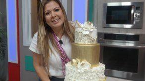 Tu Mañana celebra el cumpleaños de Delyanne Arjona