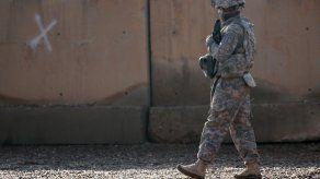 El ataque no fue reivindicado por ahora, pero Washington acusa habitualmente a los grupos armados iraquíes.