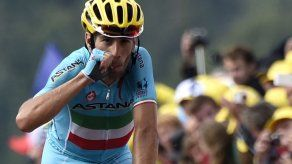 Nibali revela un problema en el tendón de Aquiles