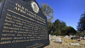 Estado de Alabama asume posesión de último barco de esclavos