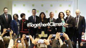 Objetivo cero emisiones: 12 alcaldes firman declaración en París