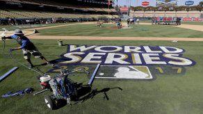 La Serie Mundial arranca en LA con ola de calor