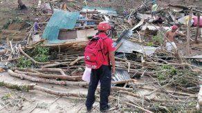 Tifón Goni deja casi veinte muertos y 25