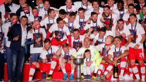 Cinco jugadores del Estrella Roja de Belgrado dan positivo al coronavirus