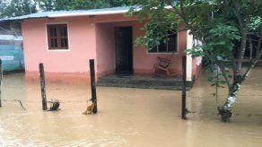 Más de 250 casas afectadas por inundaciones en Tonosí