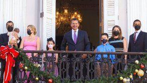 El nuevo gobernador de Puerto Rico asume retos de la covid