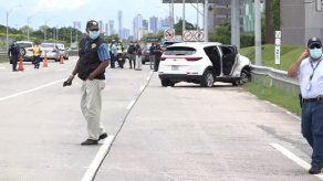 Ministerio Público investiga balacera en el Corredor Sur donde una mujer perdió la vida