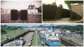 Canal de Panamá cumple 102 años en pleno funcionamiento de su ampliación