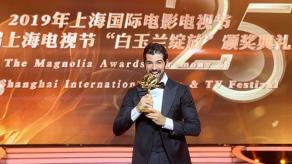 El actor Miguel Ángel Muñoz espera abrir mercado en China