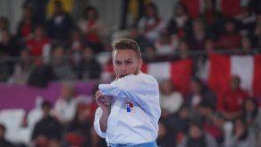Héctor Cención gana bronce para Panamá en Karate