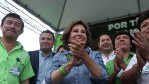 Guatemala: aventaja Torres