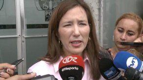 Ministra Endara presenta denuncia contra Petaquilla Gold
