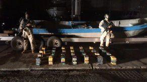Incautan 140 paquetes de presunta droga en la isla Taboga