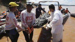 Laos: Falta de equipo afecta búsqueda de víctimas