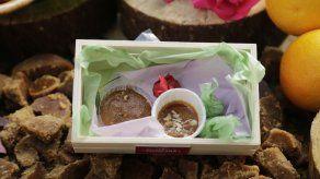 Caja de dulce tradicional - Andrea