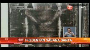 Presentan exhibición sobre los misterios de La Sábana Santa en Panamá