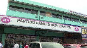 Trece aspirantes buscarán candidatura presidencial del CD