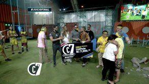 La Fiebre Amarilla tiene un nuevo campeón: Rafe Lucado