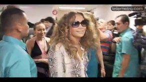 Jennifer Lopez inaugura programa de Telemedicina en Panamá