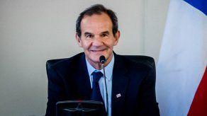 Andrés Allamand, canciller de Chile