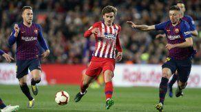El Atlético será el rival de la estrellas de la MLS