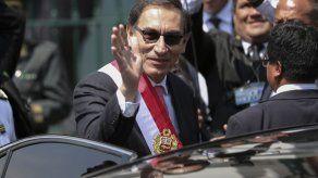 El presidente de Perú asistirá a la toma de mando de Bolsonaro en Brasil