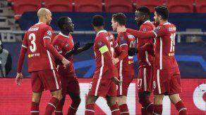 Liverpool vuelve a ganar 2-0 al Leipzig y se mete en cuartos de Champions