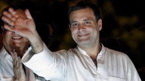 Hackean cuenta en Twitter de partido opositor en India