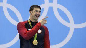 Phelps va por otro baño en oro y Brasil de Neymar frena antes del abismo