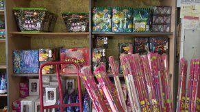 Suspenden venta de explosivos y pirotecnia a partir de este sábado por la JMJ