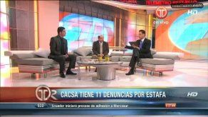 Cacsa enfrenta denuncias por estafa de residentes del Parque Centenario