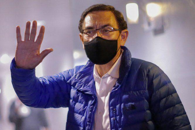 Vizcarra ha admitido que recibió dos dosis de la vacuna china contra covid-19 de Sinopharm antes de que ésta fuera aprobada en diciembre por las autoridades sanitarias