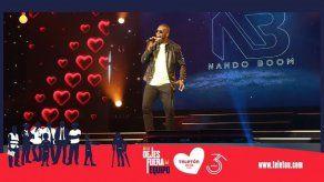 Nando Boom inauguró la Teletón 20-30 Panamá 2020