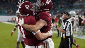 Alabama conquista Campeonato Nacional sobre Ohio State