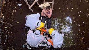 Un británico es rescatado tras pasar seis días en el fondo de un pozo en Bali