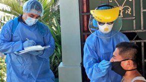 Minsa refuerza toma de muestras de hisopados en Panamá y Panamá Oeste