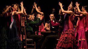 El Ballet Nacional de España estrena Capricho español en San Petersburgo
