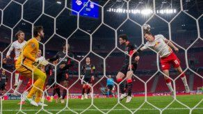 Vuelta de octavos de Champions entre Liverpool y RB Leipzig se jugará en Budapest