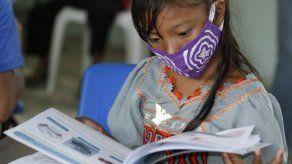 Más de 895 mil estudiantes en Panamá inician a distancia año escolar 2021