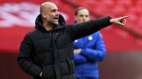 Guardiola: El Manchester City recibirá al Chelsea sin pensar en Champions