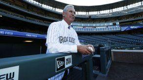 Rockies presentan a Bud Black como su nuevo manager