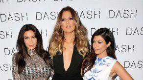Así evitan posibles contagios las hermanas Kardashian mientras graban en sus casas