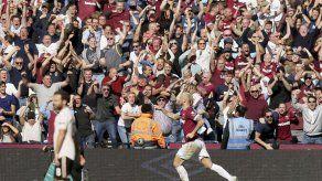 West Ham vence 3-1 a Man United en la Premier