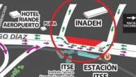 La inversión de Carriles en la Avenida Domingo Díaz se realizará debido a que se estarán desarrollando trabajos de montaje de la escalera mecánica de la Estación ITSE.