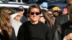 Tom Cruise afronta ya en Roma su séptima Misión Imposible