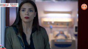 Enfermeras 2 | La doctora Gloria le roba un tranquilizante a su colega Elena
