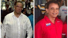 Alleyne y Solís reconocen triunfo de Cortizo en primarias del PRD