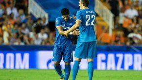 Hulk guía al Zenit al triunfo en Valencia