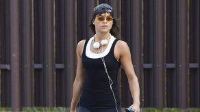 Michelle Rodriguez echa de menos al malogrado Paul Walker