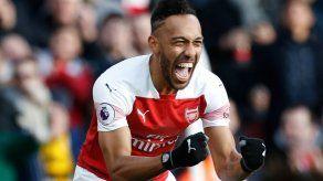 Aubameyang anuncia que se queda en el Arsenal